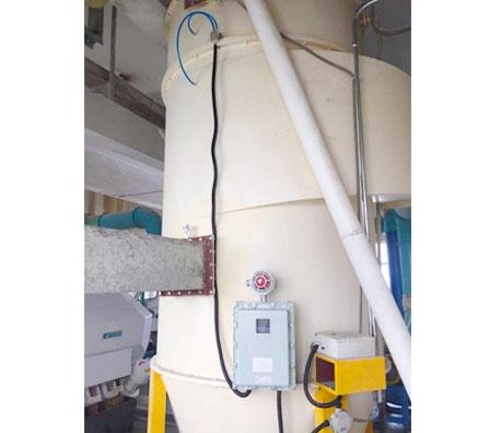 脉冲除尘器温度压差监测报警装置
