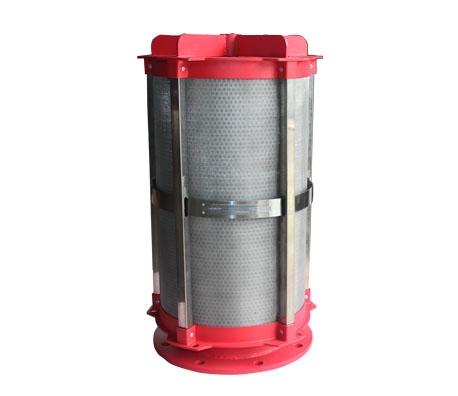 TWFQ型无焰泄爆装置(圆形)